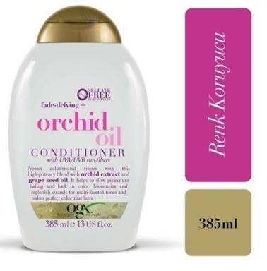 Organix Saç Kremi Orchıd Oıl 385Ml Renksiz